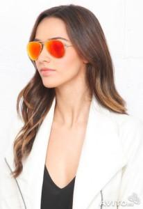 Оранжевые очки 2