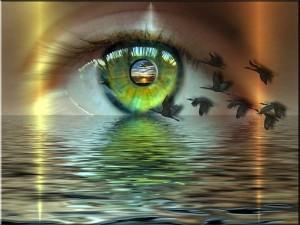 глаза зеркало души 2