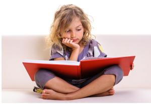 чтение-девочка1