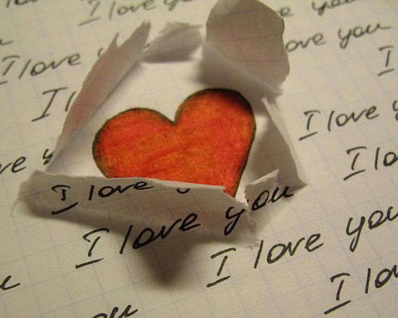 признаться в любви почти незнакомому человеку