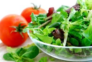 Зеленые и листовые овощи1