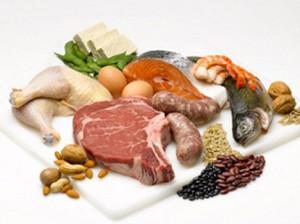 бобы, ореховое масло, говядина, рыба, птица1