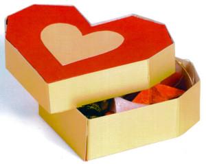 оригами сердце1
