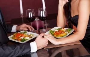 романтический ужин1