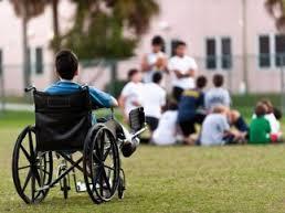 3 декабря -- Международный день людей с ограниченными физическими возможностями1