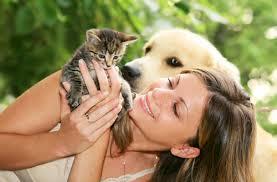 Общение с домашними животными1
