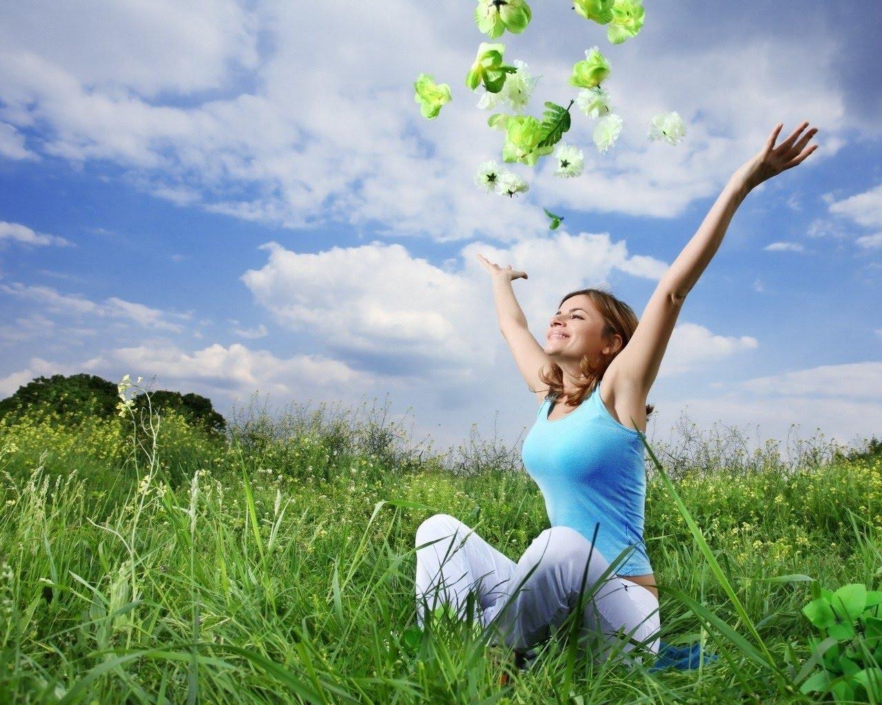 Взаимосвязь между ощущением счастья и здоровьем 11
