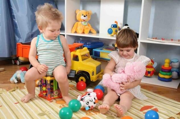 Гендерные различия в воспитании детей222
