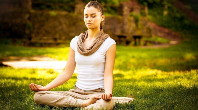 Лечение медитацией325
