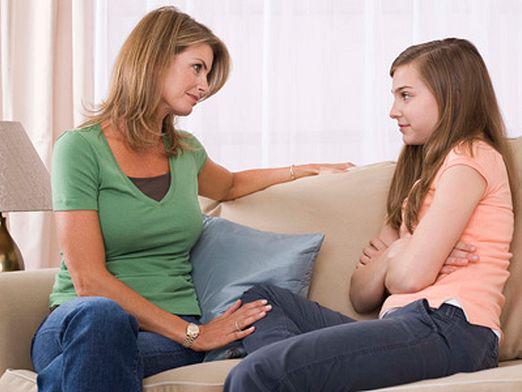 Трудности воспитания подростка22