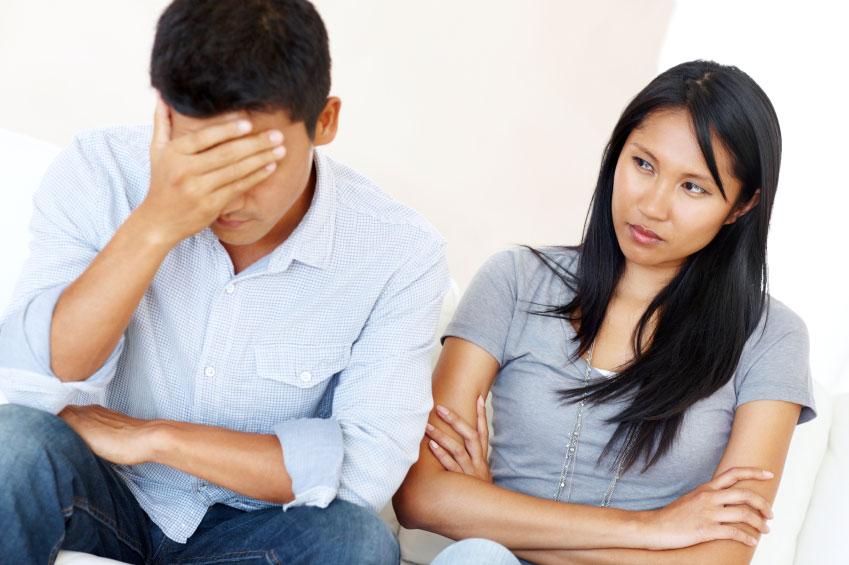 Истинная причина раздражительности между супругами1