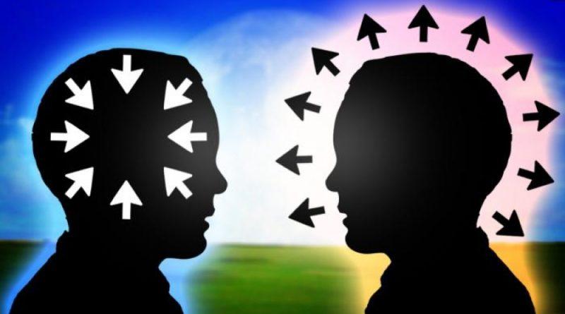 Экстраверсия и интроверсия1