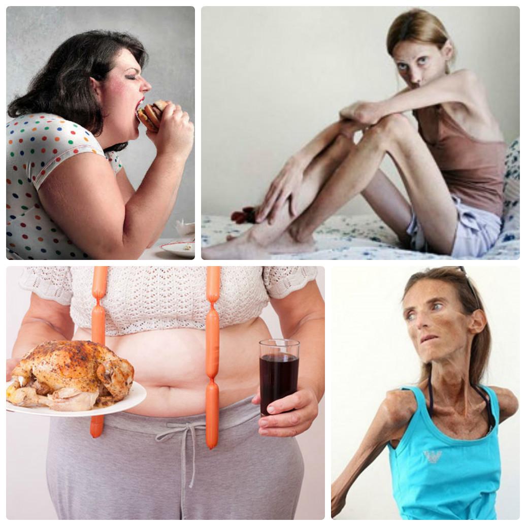 Психология расстройств пищевого поведения22